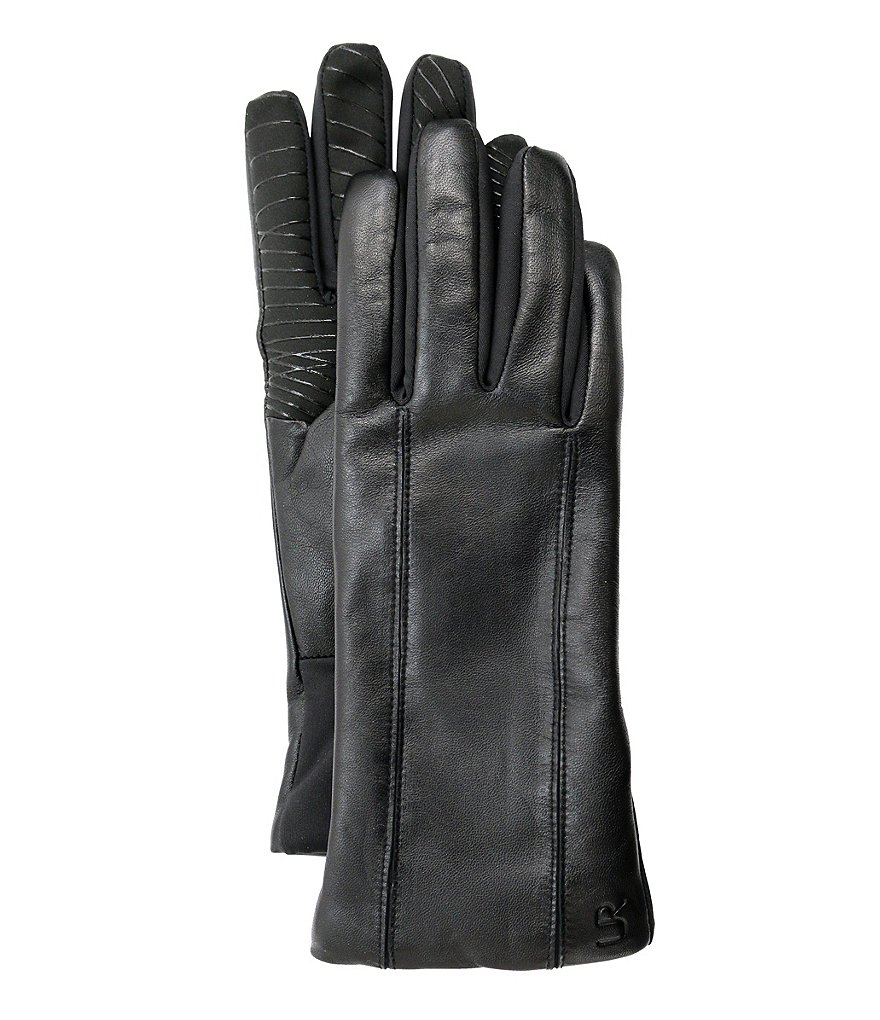 UR Ladies' Leather Gloves with Flex Seams