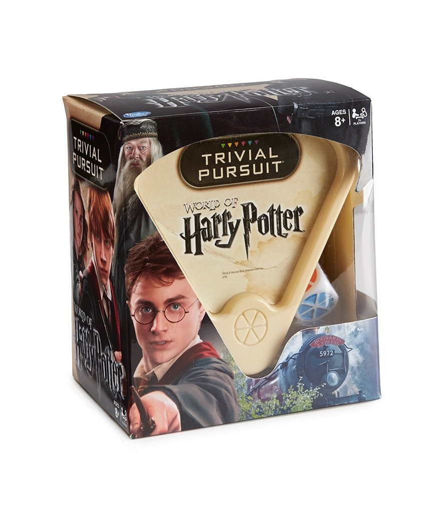 Usaopoloy Trivial Pursuit World of Harry Potter Edition