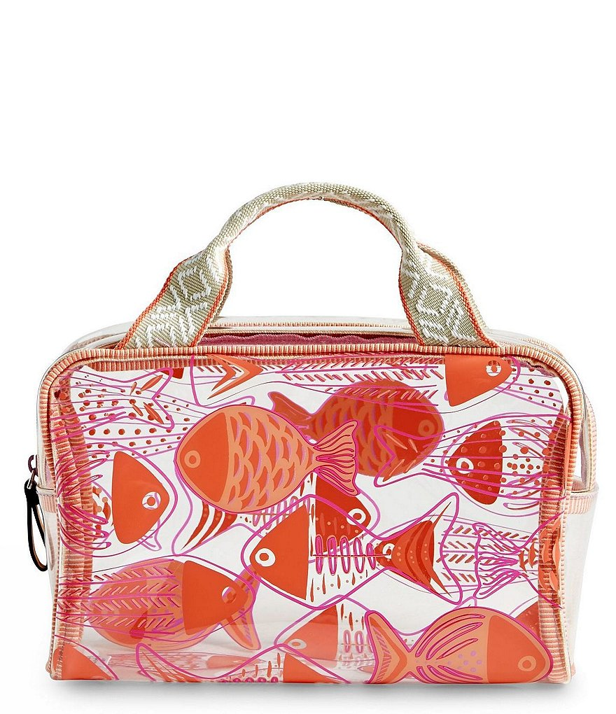 Vera Bradley Beach Cosmetic Bag