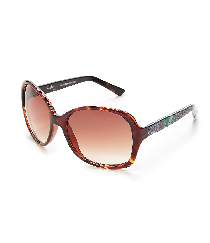 Vera Bradley Veronica Oversized Sunglasses