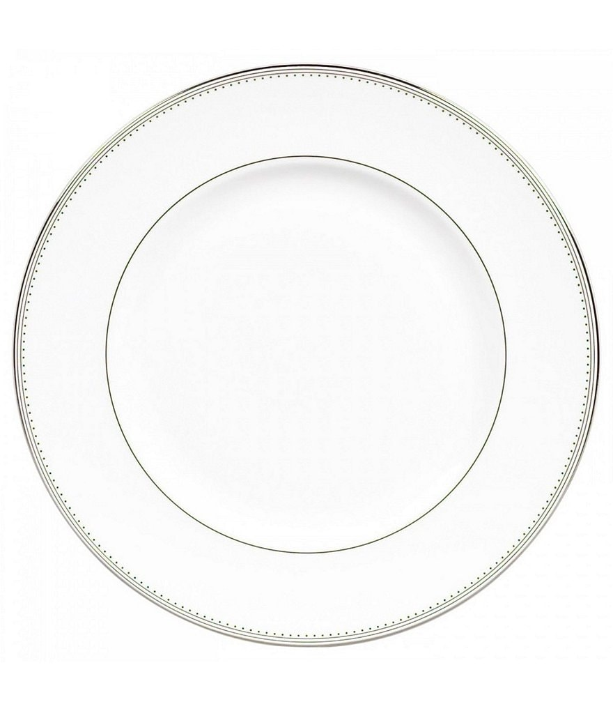 Vera Wang by Wedgwood Grosgrain Platinum Bone China Bread & Butter Plate