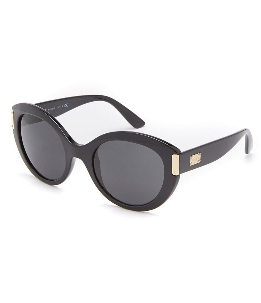 Versace Pop Couture Round Sunglasses