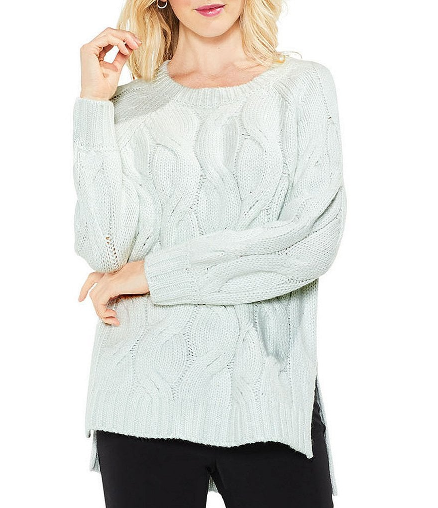 Vince Camuto Chunky Cable Sweater