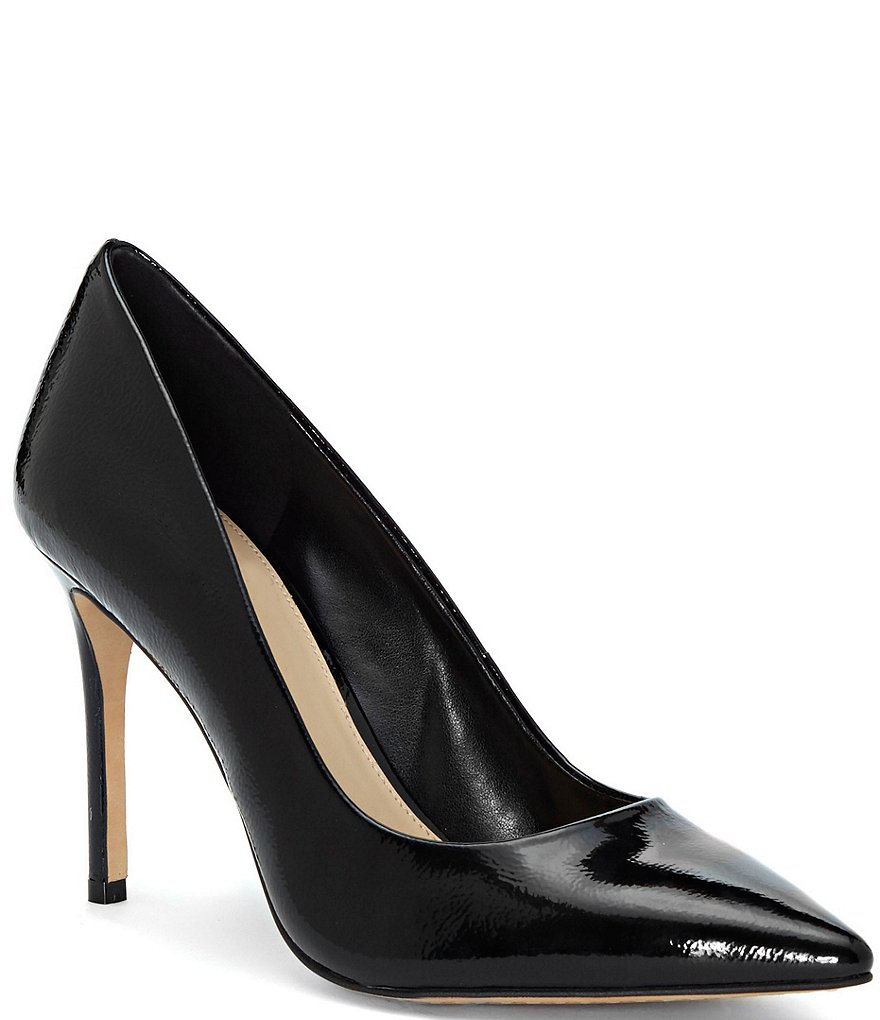 68d494aaf904f Vince Camuto Savilla Patent Leather Dress Pumps | Dillard's