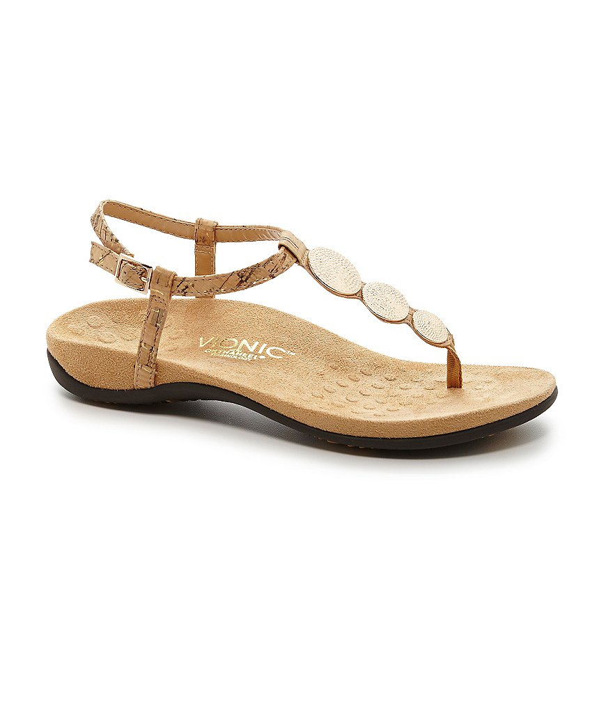 Vionic® Lizbeth Cork Sandals