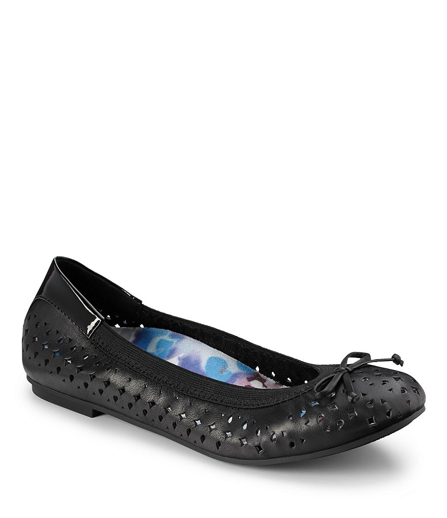 Vionic Surin Leather Flats