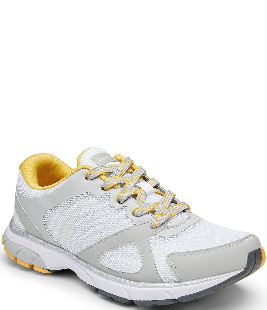 Tokyo Mesh Lace-Up Sneakers