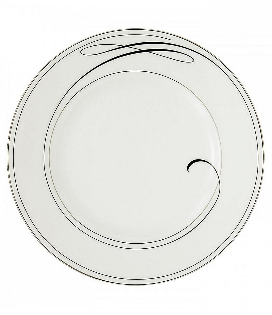 Waterford Ballet Ribbon Salad Plate