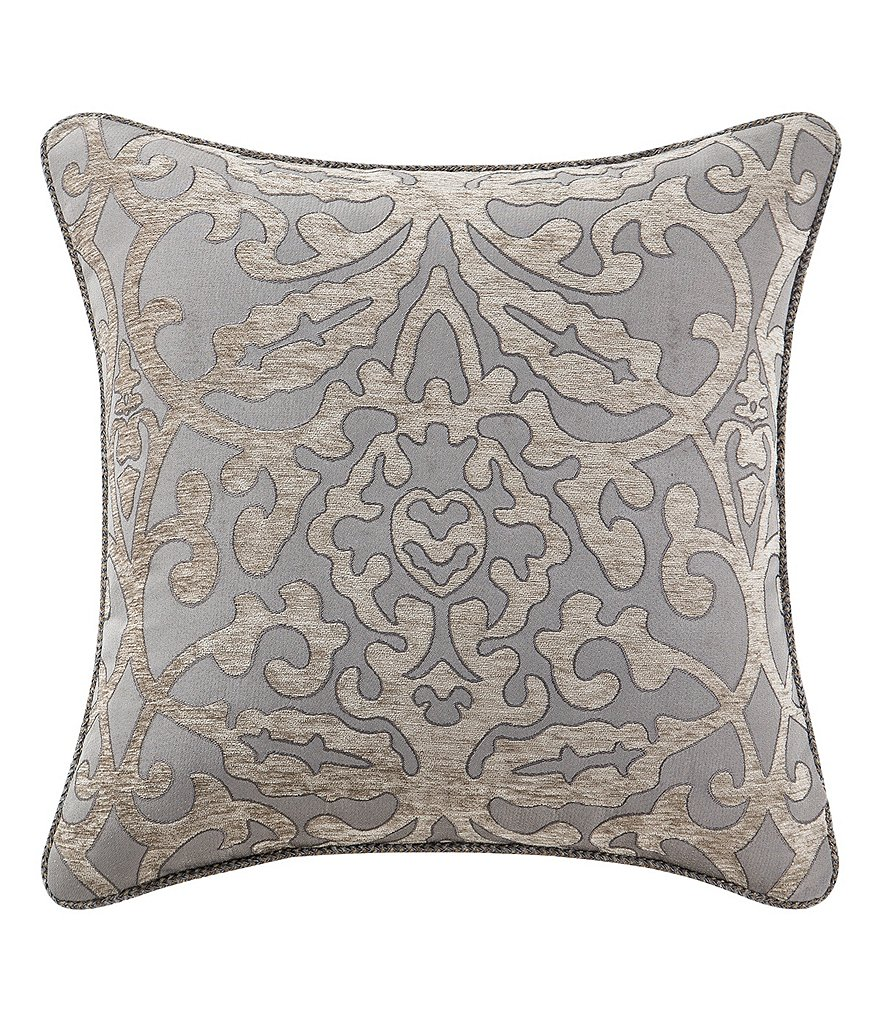Waterford Carrick Damask & Medallion Pillow