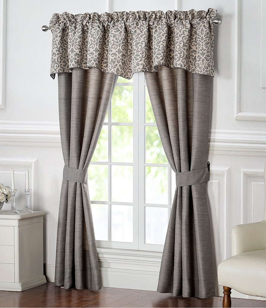 Waterford Charize Window Treatments
