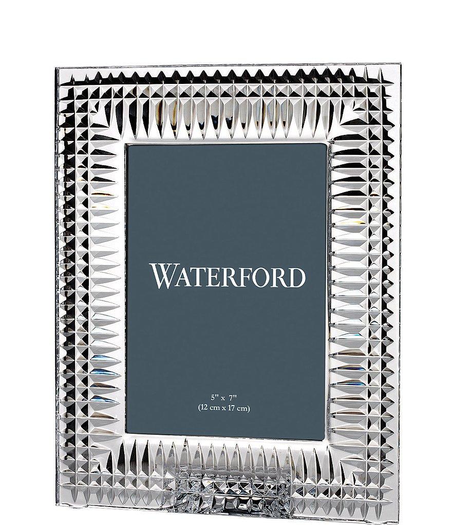 Waterford Crystal Lismore Diamond 5x7 Frame Dillards
