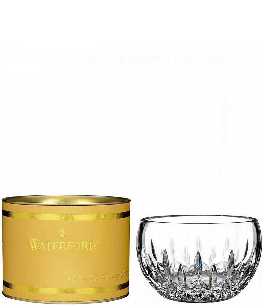 Waterford Giftology Lismore Crystal Candy Bowl