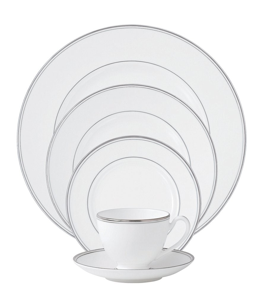 Waterford Kilbarry Platinum 5-Piece Place Setting