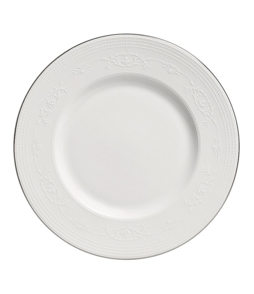 Wedgwood English Lace Bone China Accent Plate