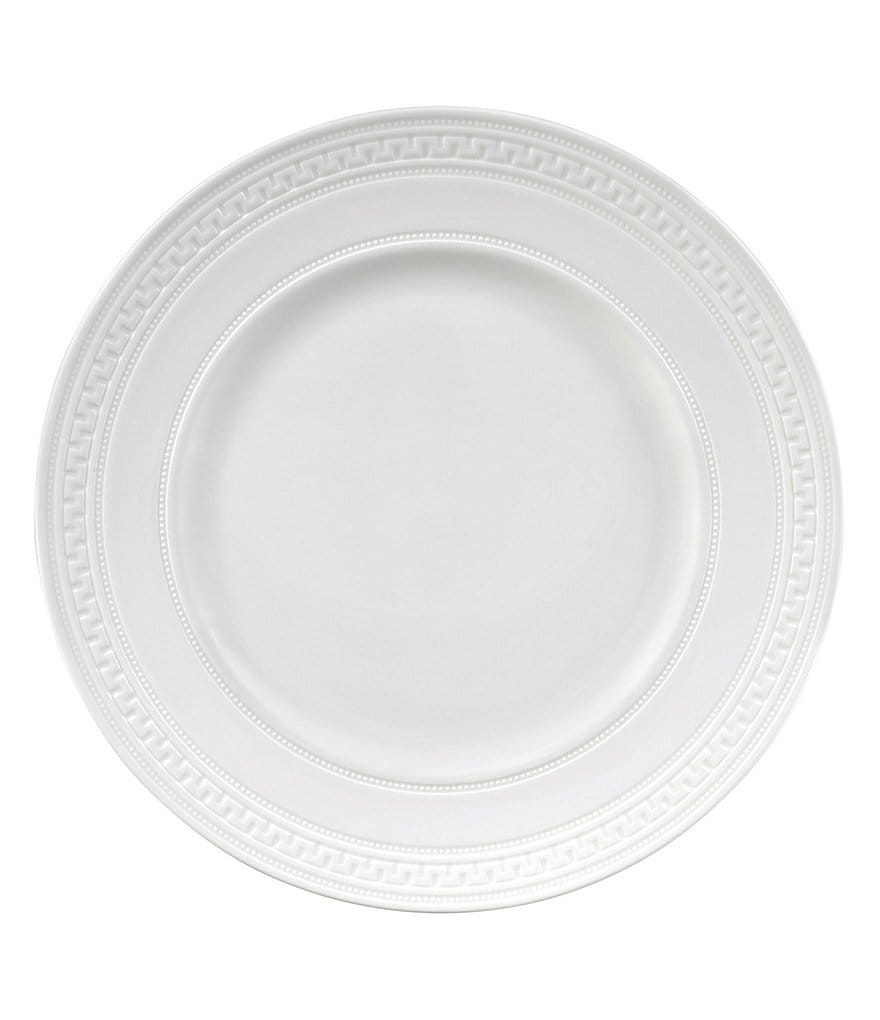 Wedgwood Intaglio Embossed Bone China Dinner Plate