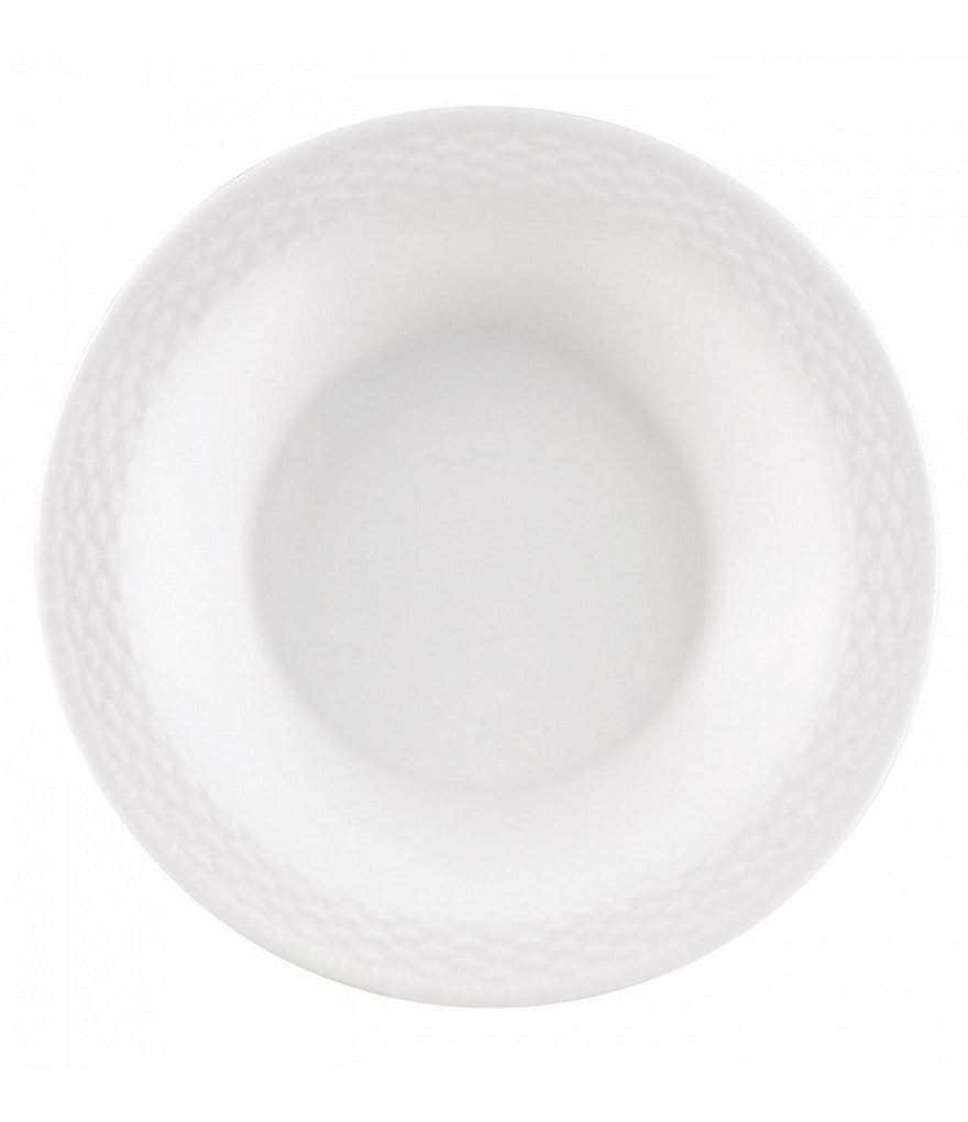 Wedgwood Nantucket Basket Bone China Pasta Plate