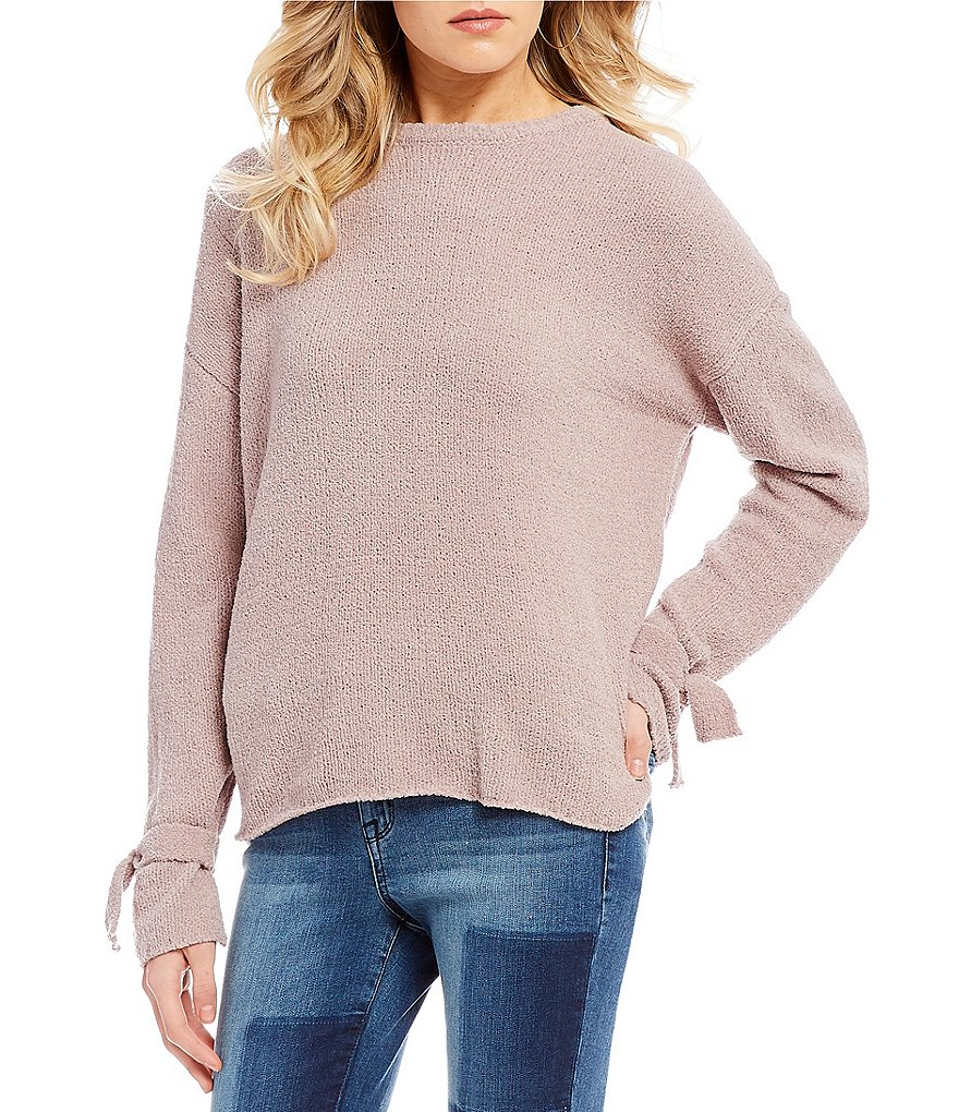 West Coast by Coco Chenille Pullover Sweater
