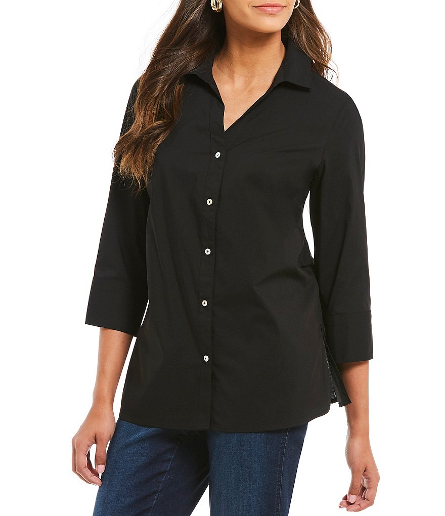 Westbound Button Back Tunic