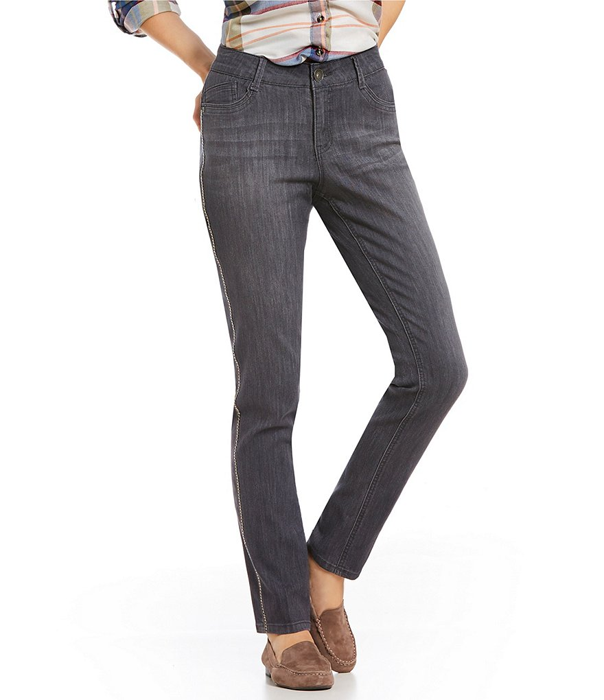 Westbound THE FIT FORMULA Skinny Grey Pants
