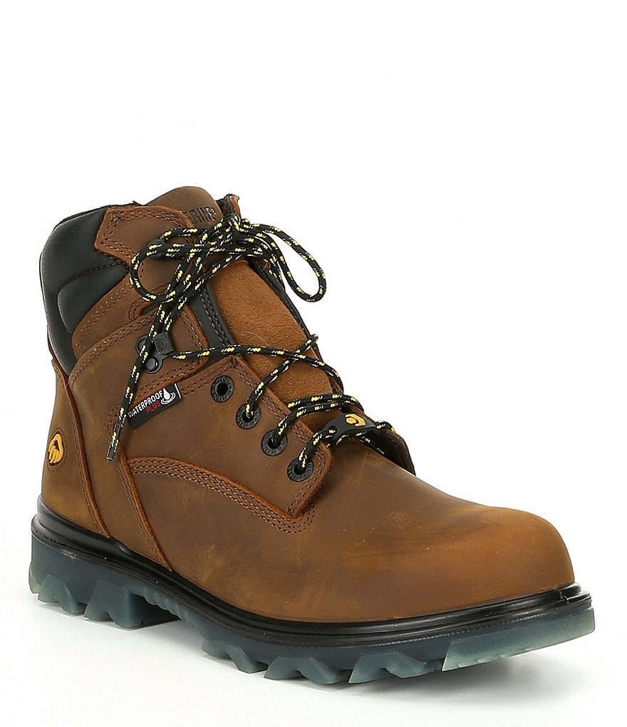 6c2d4a9f986 Wolverine Men's I-90 EPX (TM) Mid Waterproof Composite Toe Work Boot