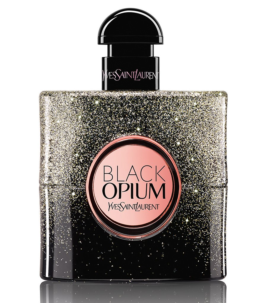 Yves Saint Laurent Black Opium Eau de Parfum Sparkle Clash Limited Collector ´s Edition