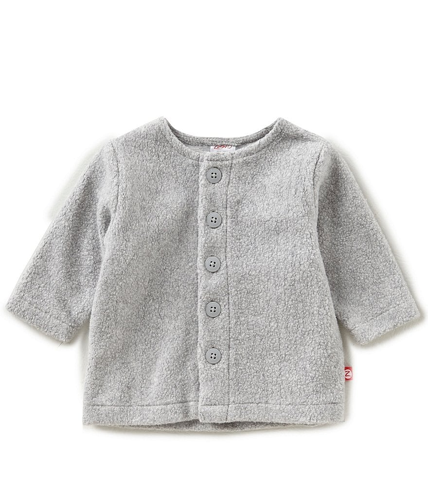 Zutano Baby 6-12 Months Cozie Fleece Jacket