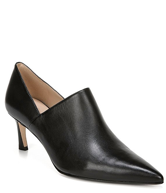 27 EDIT Fanfare Leather Shooties