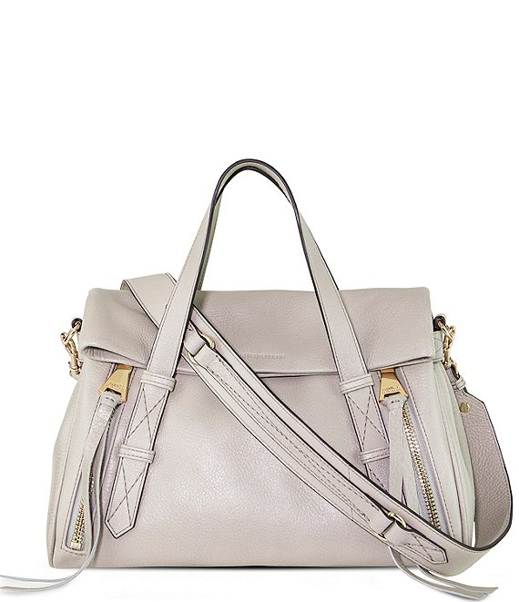 Aimee Kestenberg Double Entry Satchel Bag