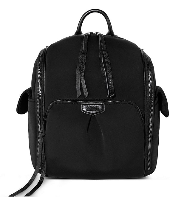 Color:Black Neoprene - Image 1 - When In Rome Backpack