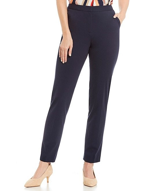 Alex Marie Tallulah Washable Suiting High Rise Ankle Pant