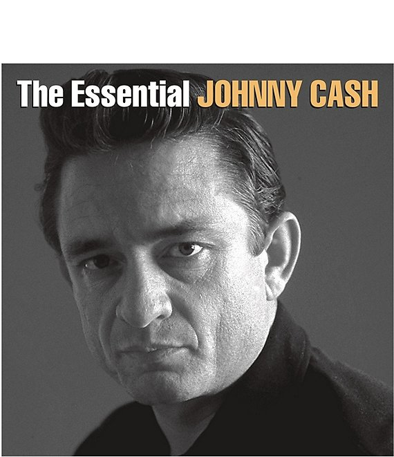 Alliance Entertainment Johnny Cash The Essential of Johnny Cash Record