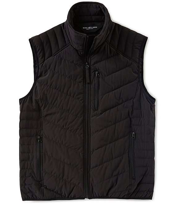 Andrew Marc New York Withers Packable Quilted Vest
