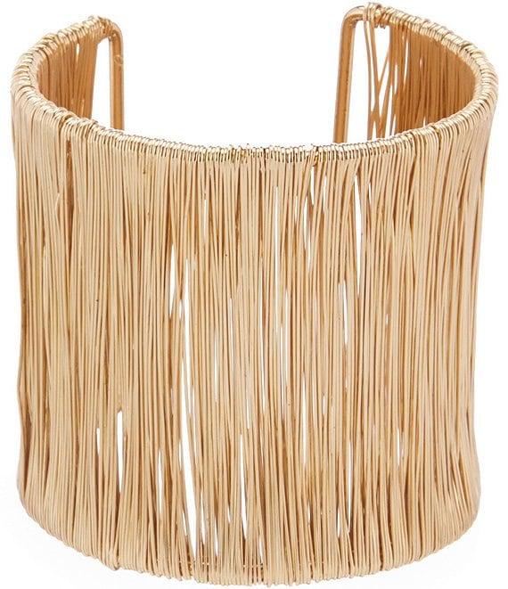 aa7846e8168 Anna & Ava Caila Wire Cuff Bracelet   Dillard's