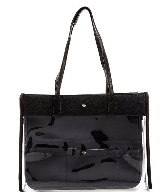 Antonio Melani Clear Travel Tote