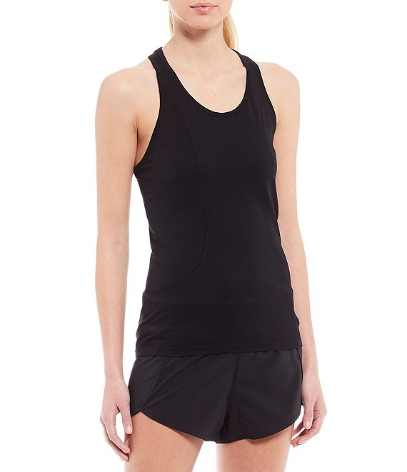 Color:Black - Image 1 - Reflect Seamless Soft Tank