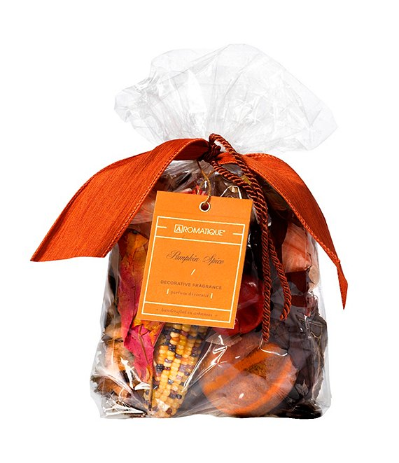 Aromatique Pumpkin Spice Decorative Fragrance Standard Bag