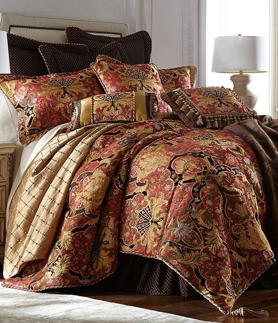 Austin Horn Classics Ashley Comforter, Austin Horn Bedding Collection