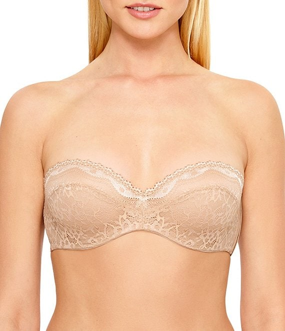 b.temptd by Wacoal b.enticing Strapless Bra