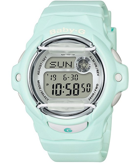 Color:Green - Image 1 - Classic Digital Watch