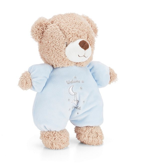 Little Me Baby Boys Welcome To The World Plush Bear