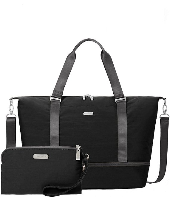 Baggallini Expandable Carry-On Duffle Bag