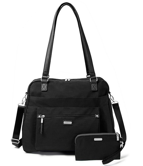 Baggallini Overnight Expandable Laptop Tote Bag