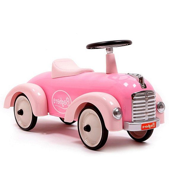 Color:Pink - Image 1 - Speedster Ride-On Car
