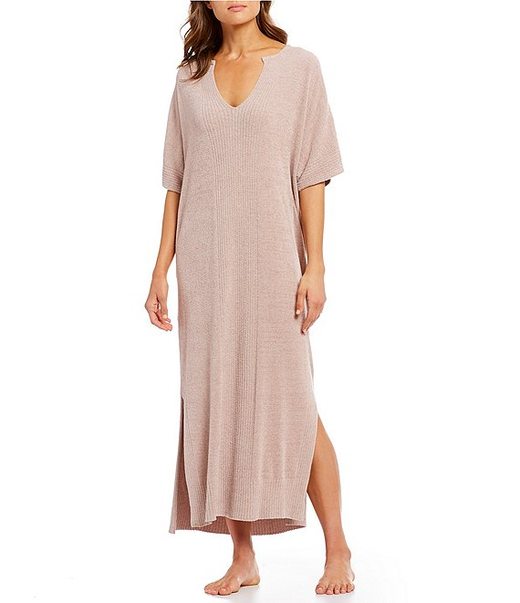 Color:Faded Rose - Image 1 - Cozy Chic Ultra Lite Caftan