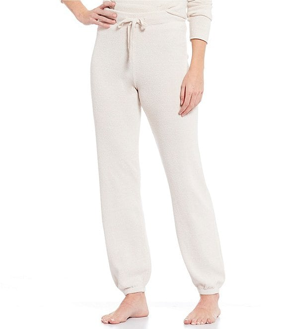 Color:Sand Dune - Image 1 - Cozy Chic Ultra Lite Jogger Lounge Pants