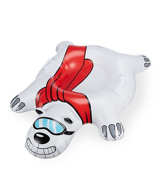 BigMouth Inc. Giant Polar Bear Snow Tube