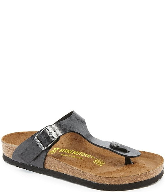 e360ab79f Birkenstock Gizeh Adjustable Strap Thong Sandals