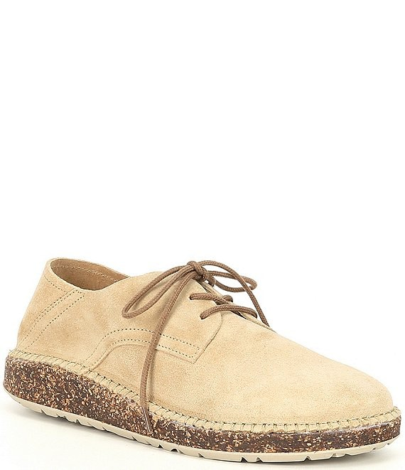 Color:Ginger - Image 1 - Women's Gary Suede Sneakers