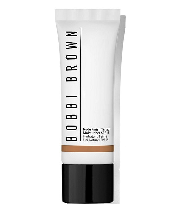 Color:Dark Tint - Image 1 - Nude Finish Tinted Moisturizer SPF 15