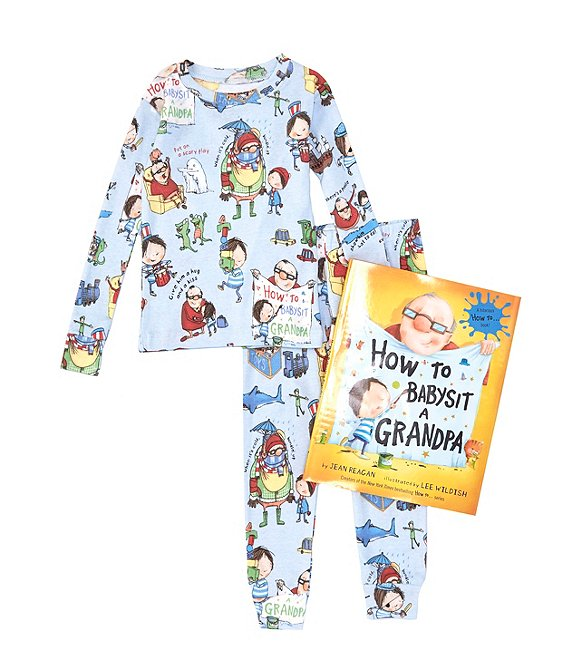 Books to Bed Little Blue Truck Pajamas /& Book Set